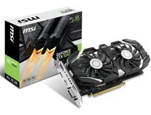 MSI GeForce GTX 1060 3GT OC GDDR5 Graphics Card